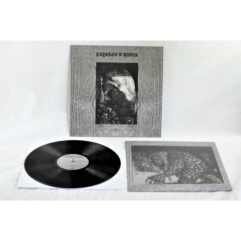 Paysage d'Hiver - Kerker Vinyl LP     Black