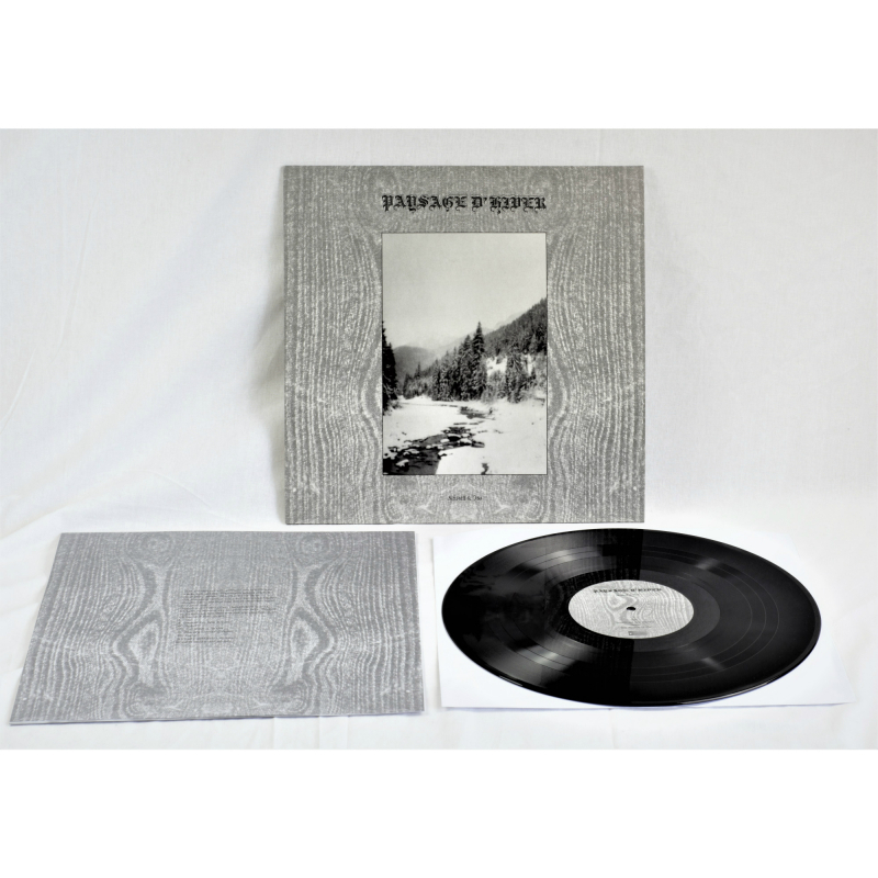 Paysage d'Hiver - Kristall & Isa Vinyl LP     Black