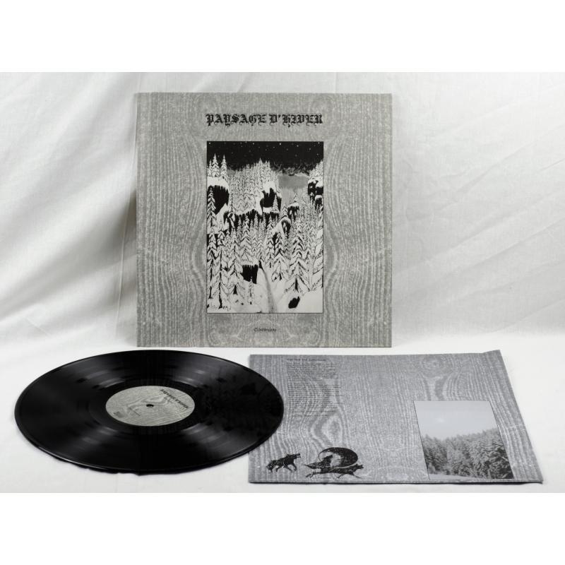 Paysage d'Hiver - Schattengang Vinyl LP     Black