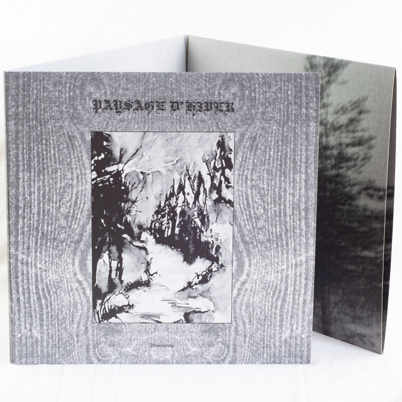 Paysage d'Hiver - Winterkälte Vinyl 3-LP Gatefold  |  Black