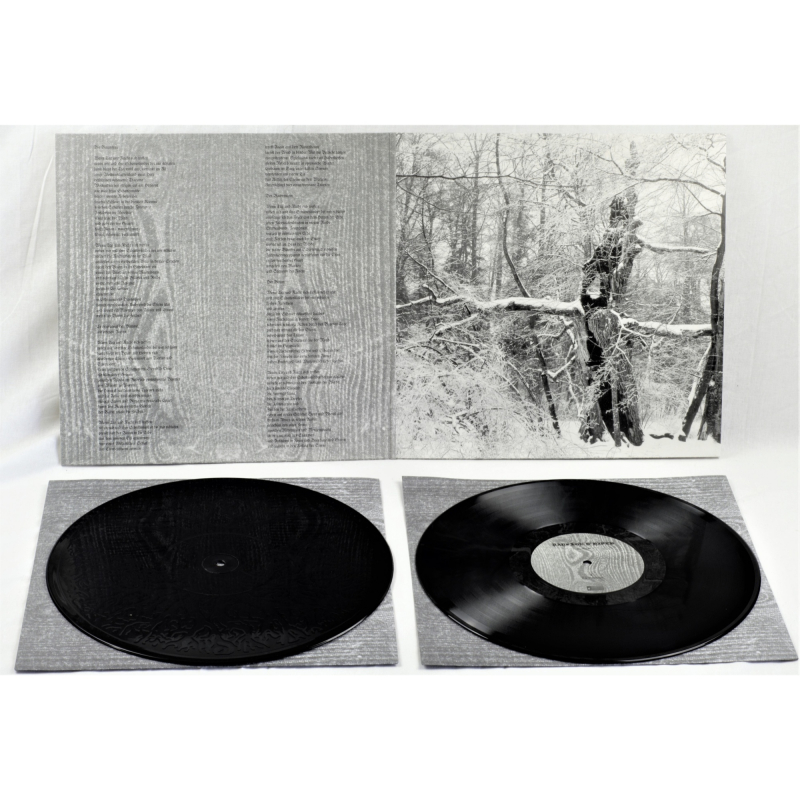 Paysage d'Hiver - Steineiche Vinyl 2-LP Gatefold  |  black
