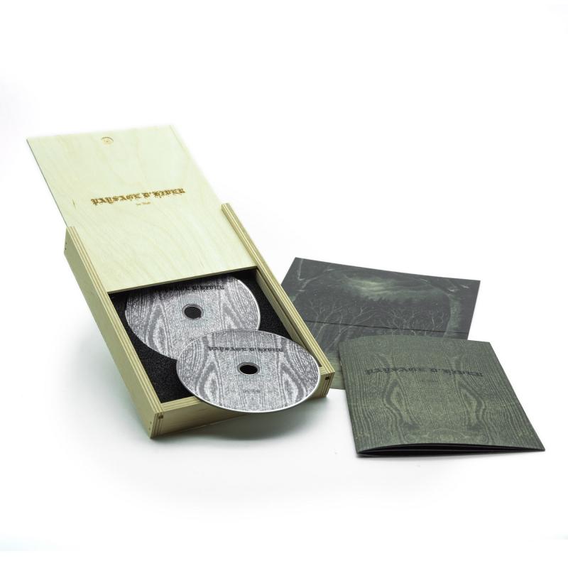 Paysage D'Hiver - Im Wald CD-2 Box  |  Kunsthall 055