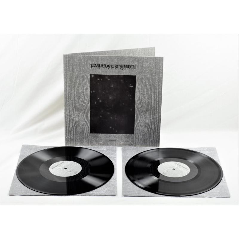 Paysage d'Hiver - Einsamkeit Vinyl 2-LP  |  Black