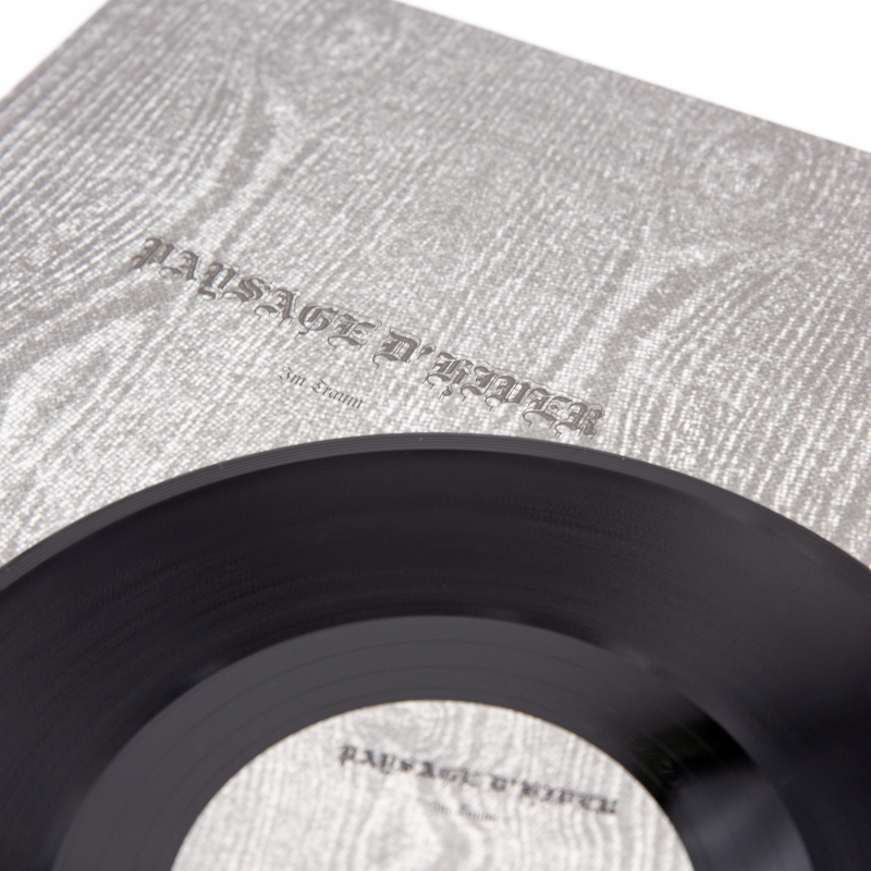 "Paysage d'Hiver - Im Traum Vinyl 10""  |  Black"